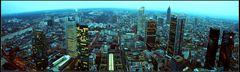 Skyline Panorama FFM