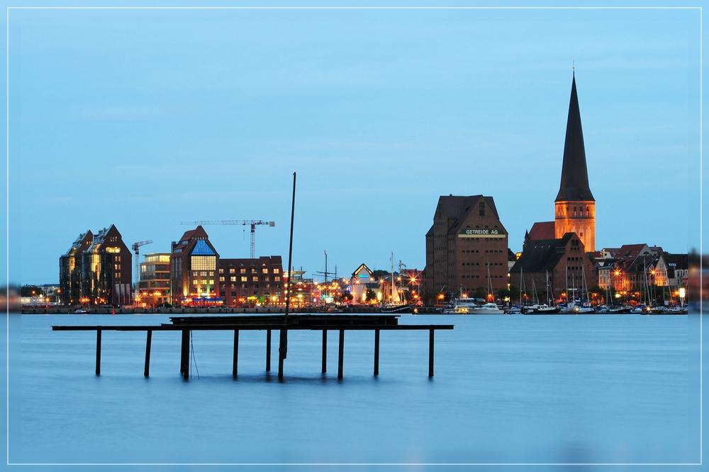 Rostock Skyline