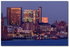 Skyline St. Pauli