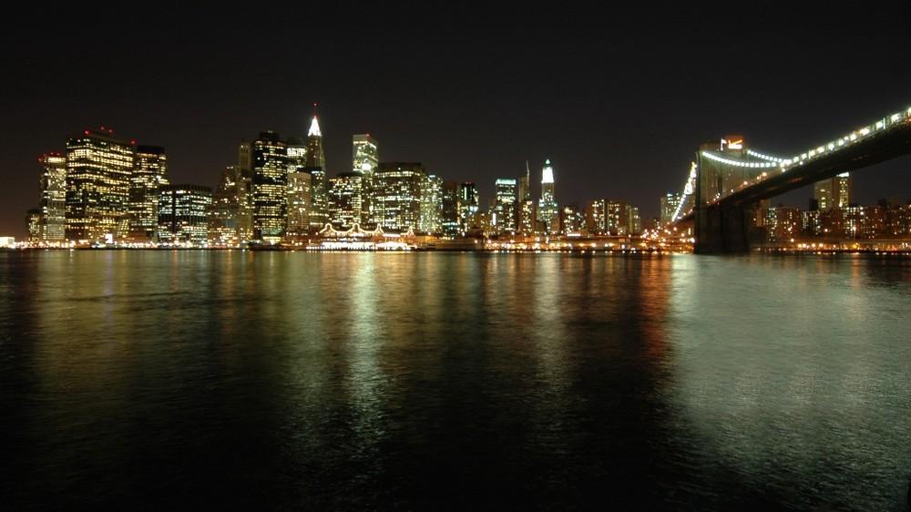 Skyline to Manhattan