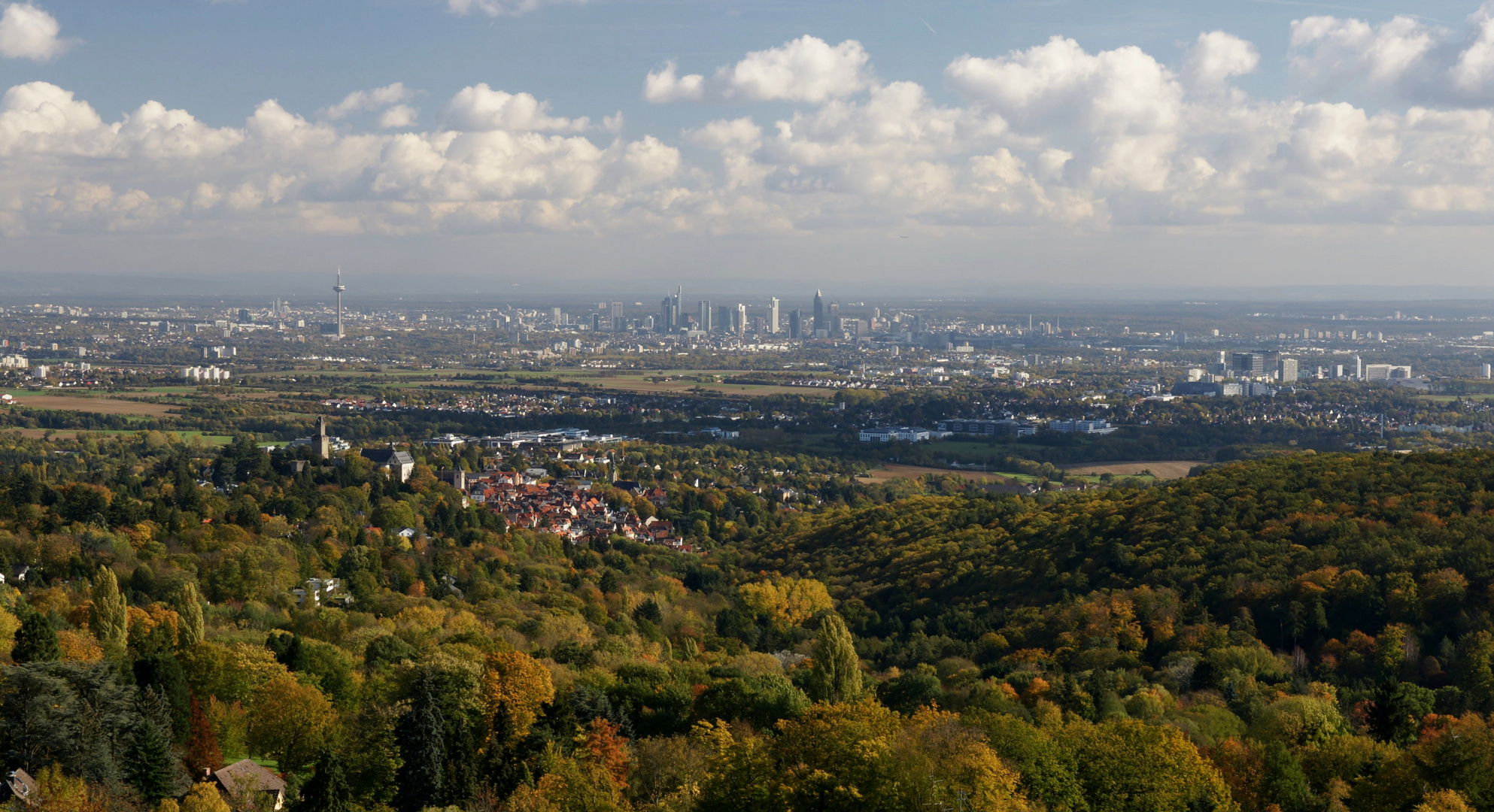 Skyline v. Frankfurt a. M.