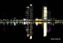 Skyline von Abu Dhabi II
