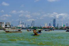 Skyline von Bankok