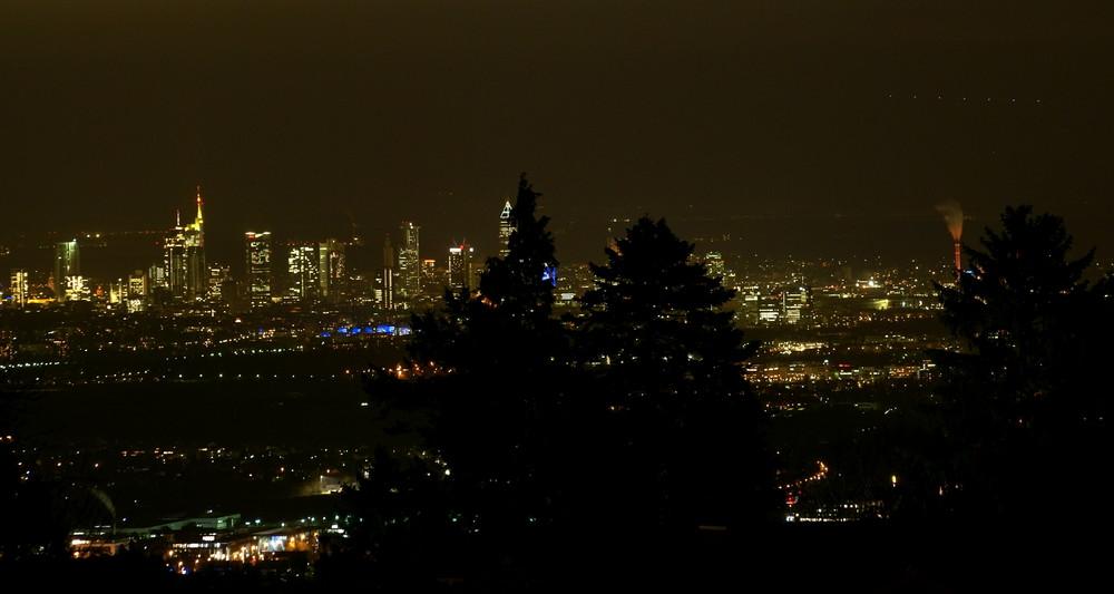 Skyline von Frankfurt a. M.
