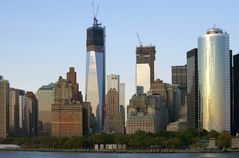 Skyline von New-York Manhattan