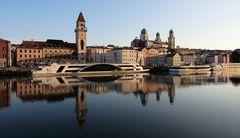 Skyline von Passau