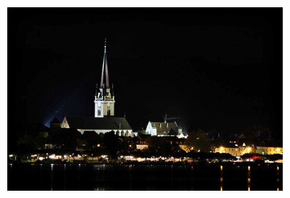 Skyline von Radolfzell