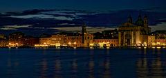Skyline von Venedig