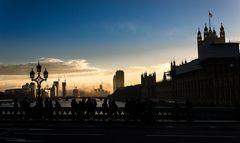 Skyline von Westminster