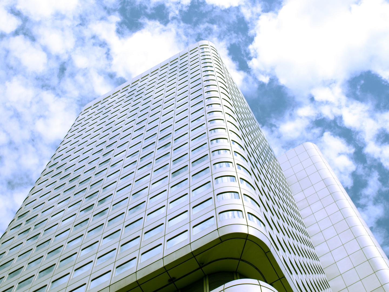 Skyscraper Frankfurt
