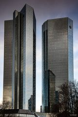 Skyscraper, Frankfurt a. M.