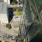 Skyscraper in Warschau