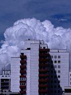 skyscraper marshmellow-monster