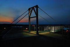 Skywalk am Tagebau Garzweiler