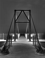 Skywalk, monochrome bgw