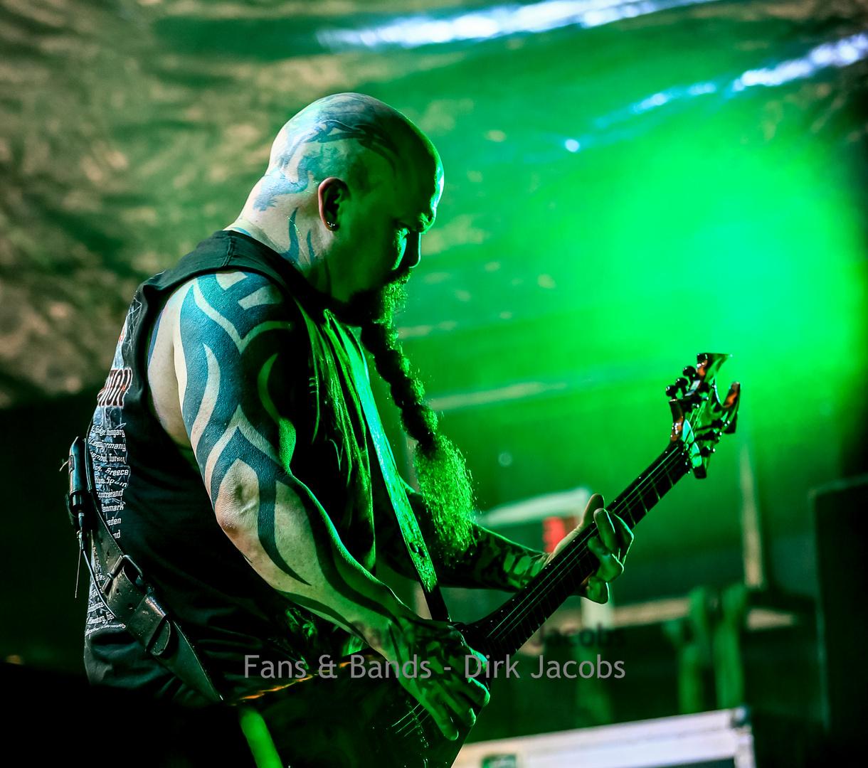 Slayer 3 - Elbriot Festival Hamburg