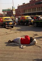 Sleep in India III