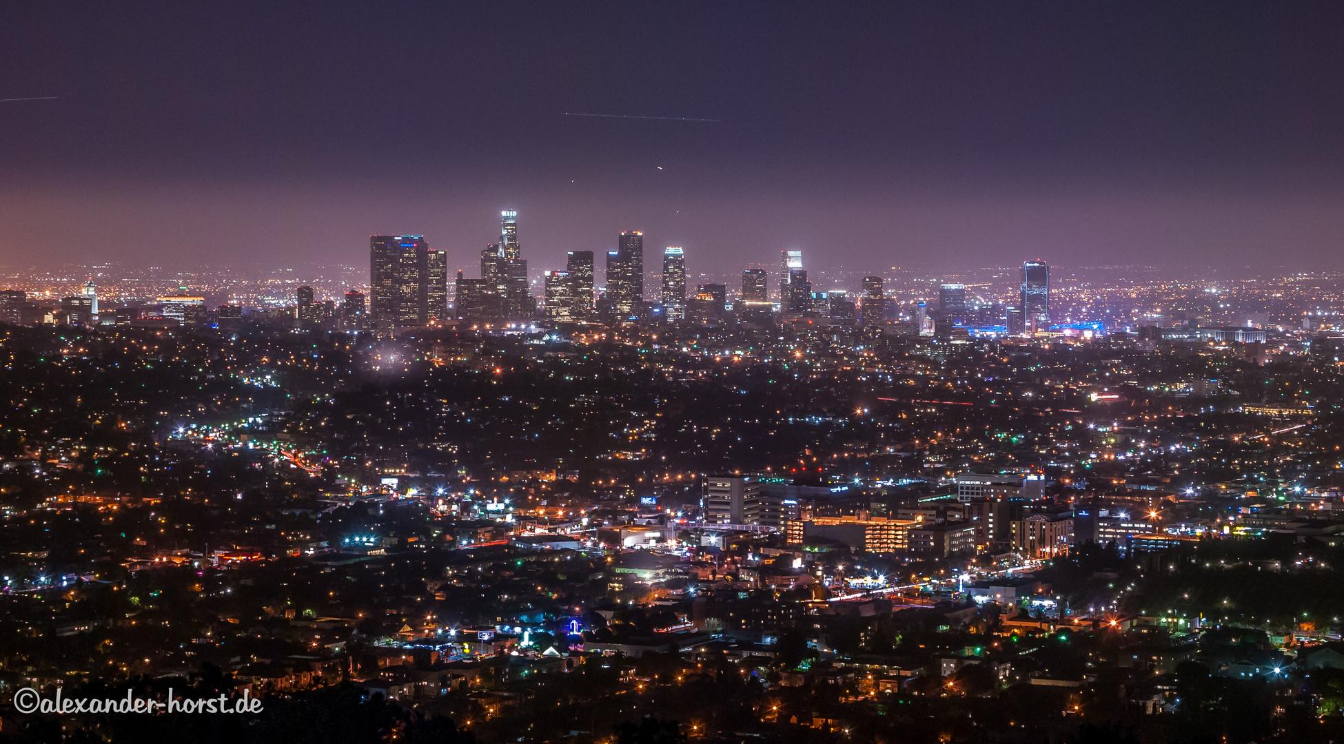 Sleep well L.A.