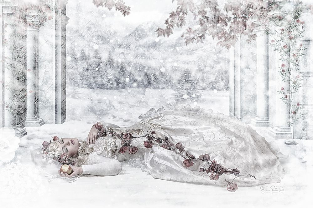 Sleeping Beauty on Ice