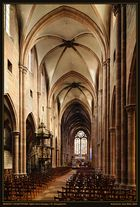 SÉLESTAT / SCHLETTSTADT (Bas-Rhin), Église paroissiale Saint-Georges / Pfarrkirche St. Georg