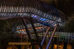 Slinky springs bridge II