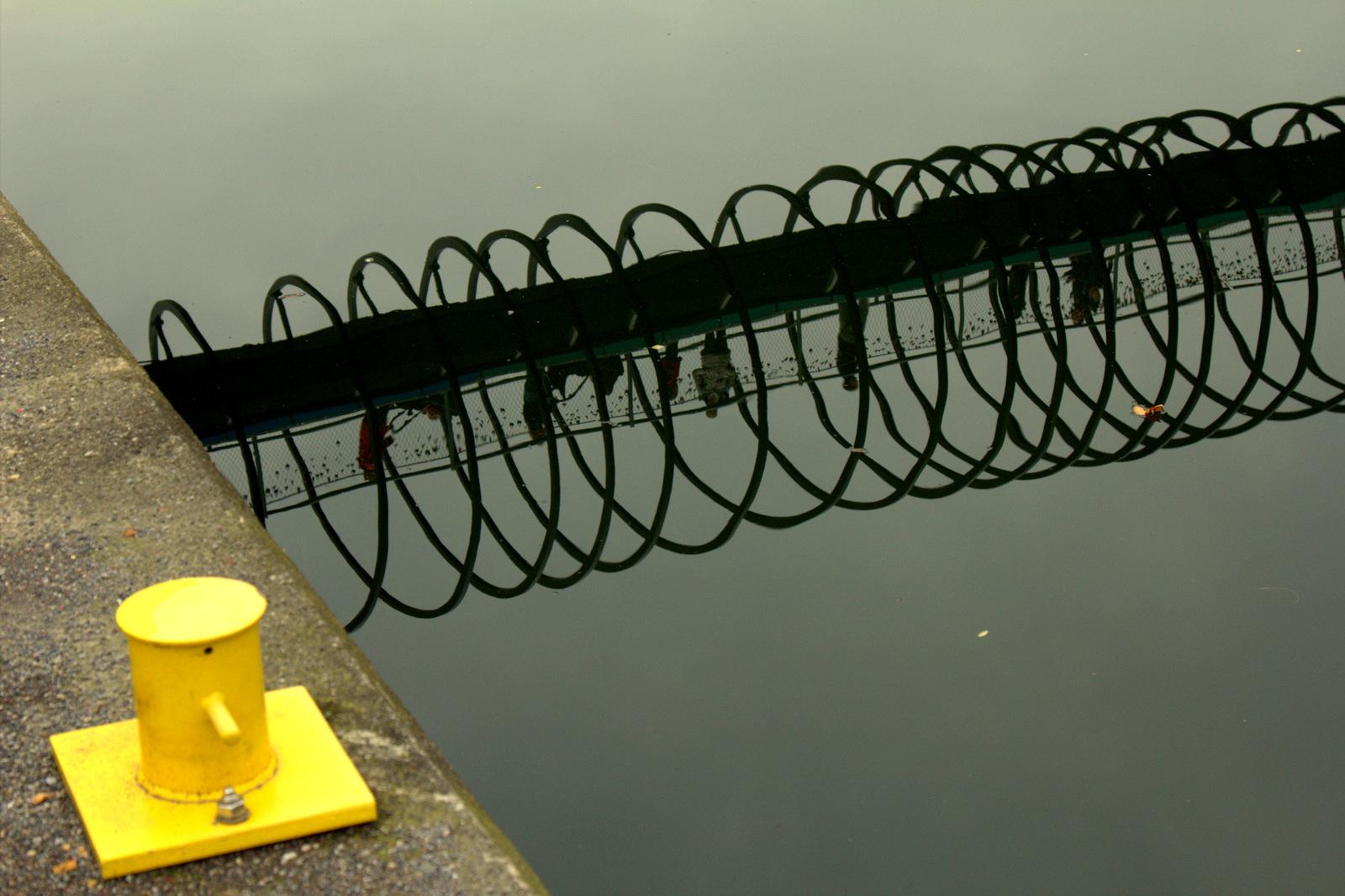 """Slinky Springs"" : Neue Brücke...in OB , 2. Teil..."