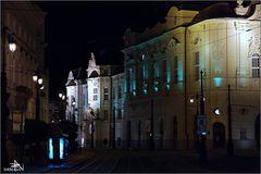 Slovaquie - Bratislava by night III