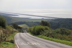 Slow down - somewhere at the Jurassic Coast