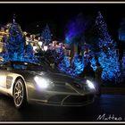 SLR McLaren at Montecarlo