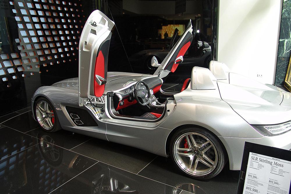 SLR Stirling Moss