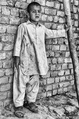 Slum-Boy, Islamabad