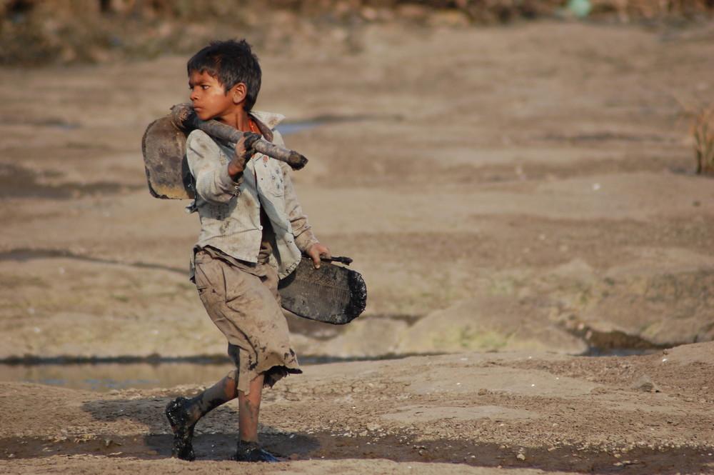 slum job