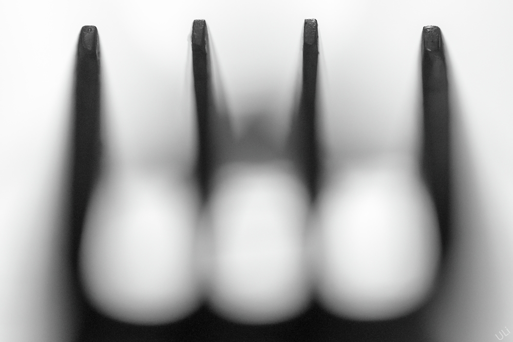 small asymmetries / cheap fork
