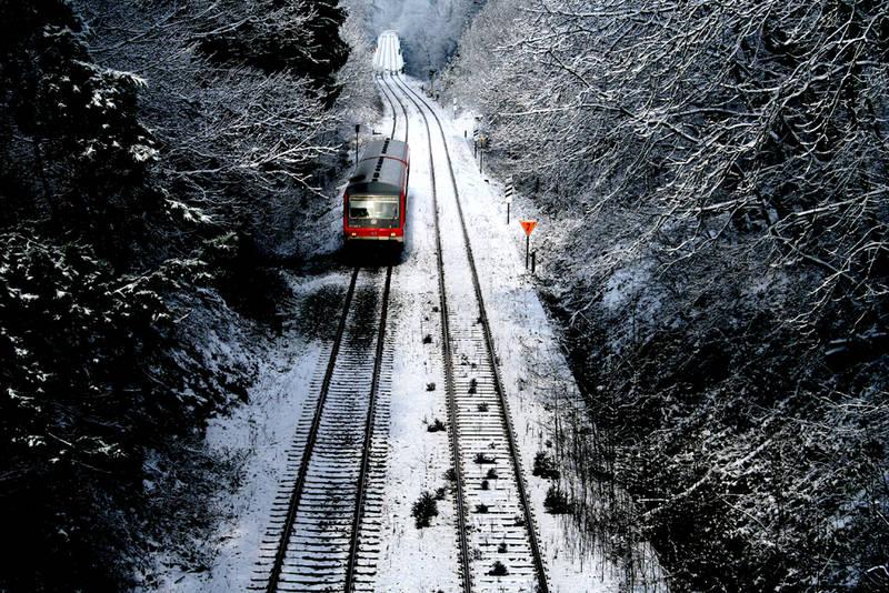 Small City Train