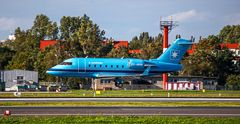 Small Jet from big Company
