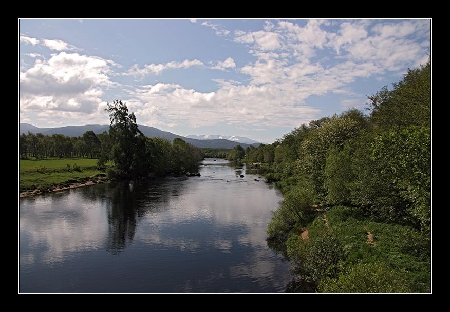 Small River....