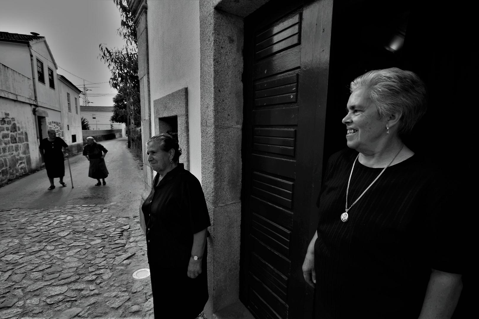 Small village scenes  1