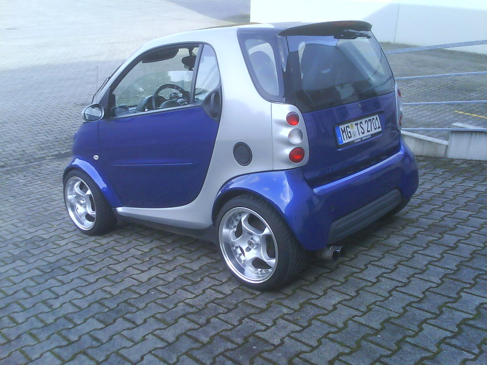 Smart 4two