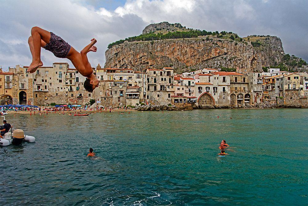 Smart Jumper in Cefalu