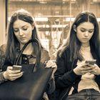 Smartphones cross