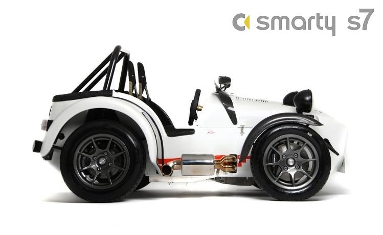 smarty s7 - der Gigant