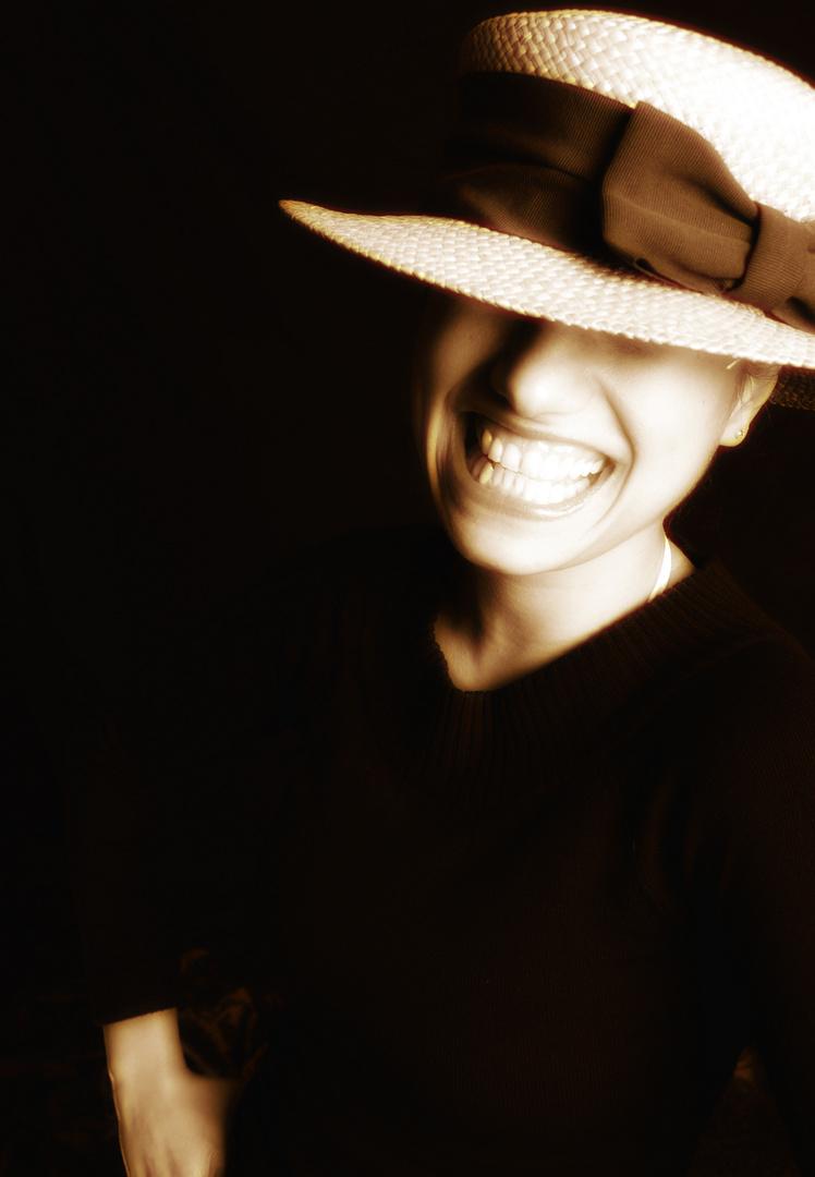 smile again
