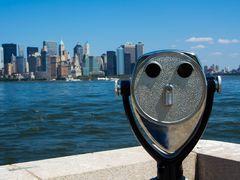 Smile in New York