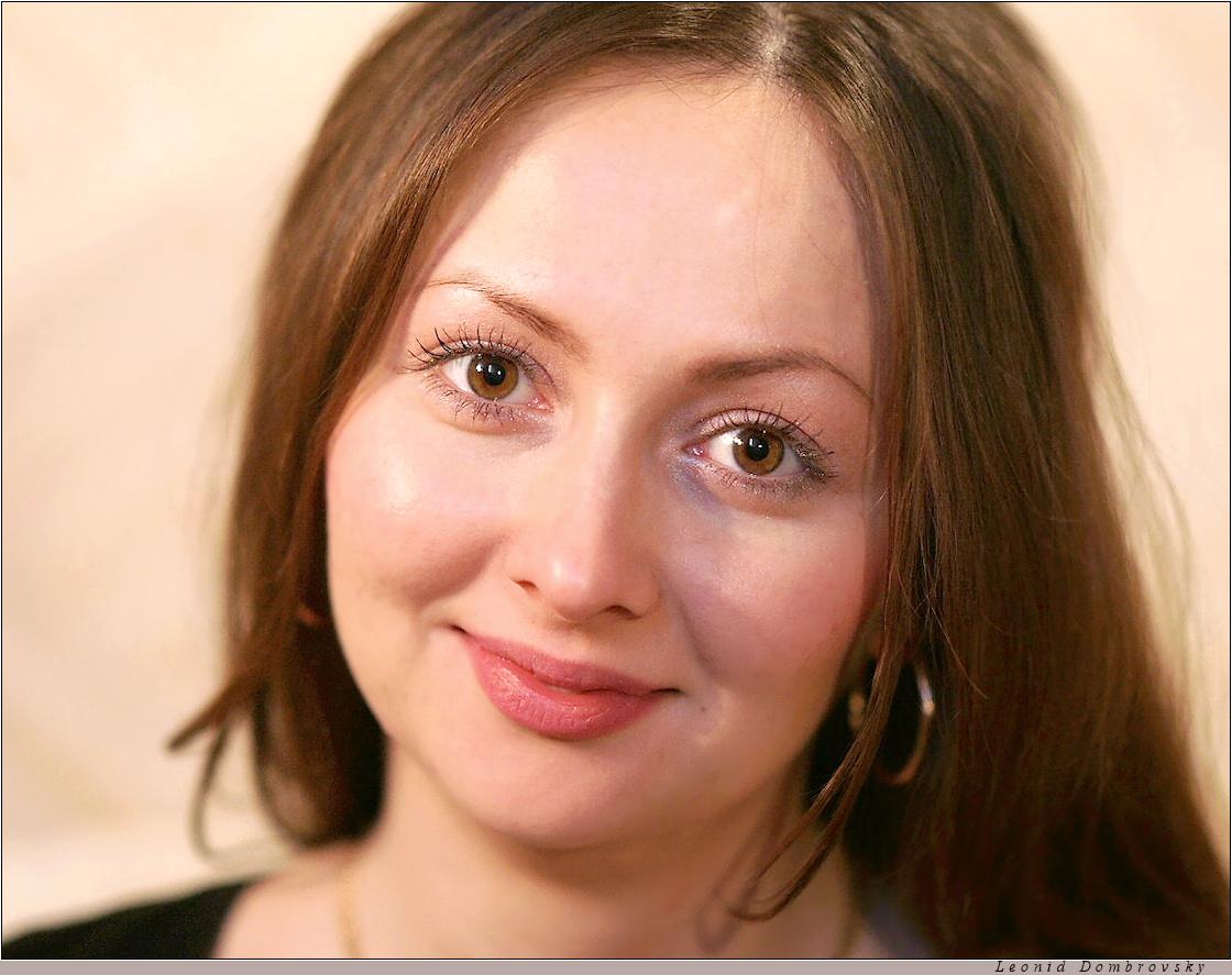 Smile of happiness (Natalia Mekhtidis)