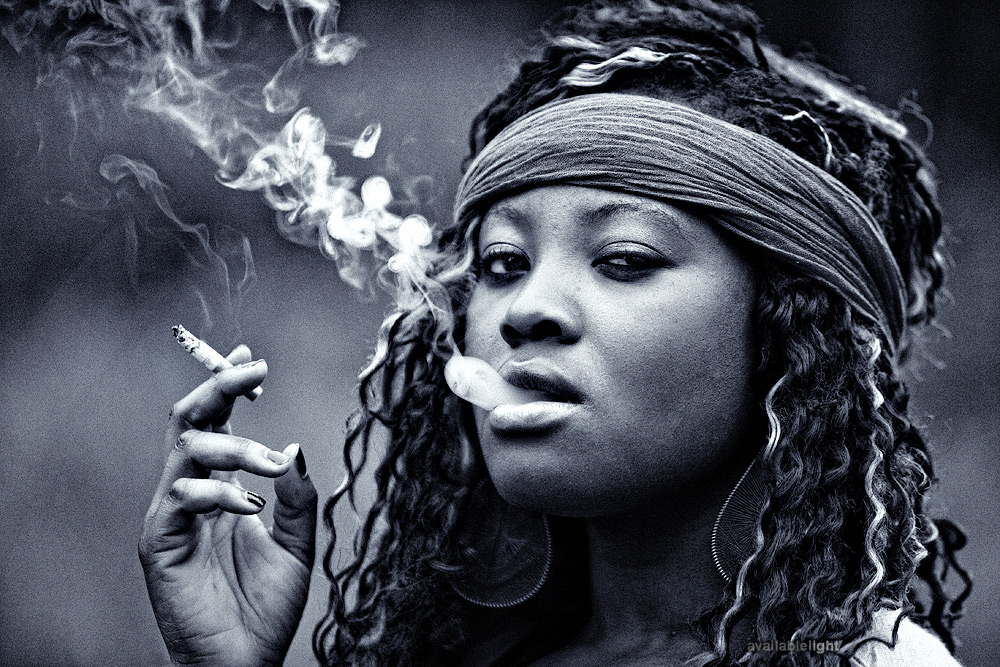 ... smoke