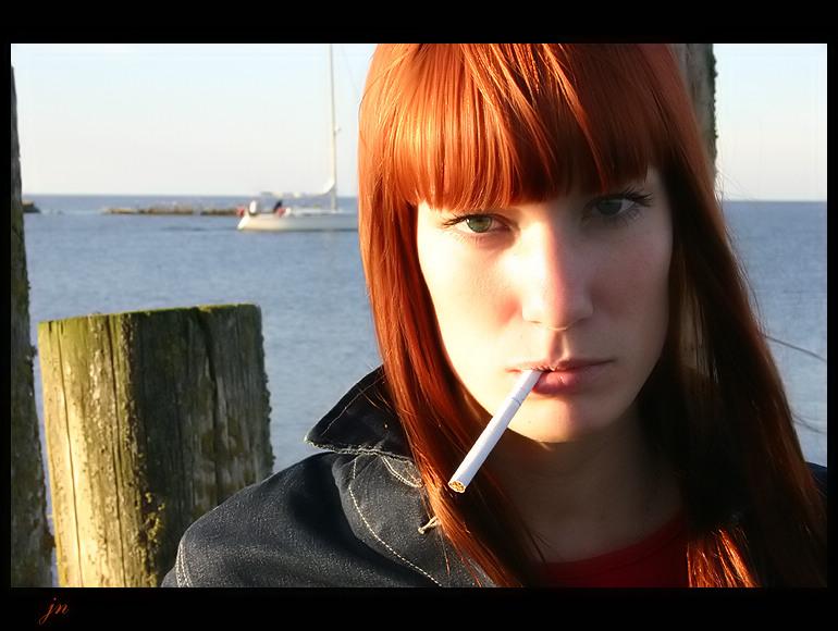 SMOKE?