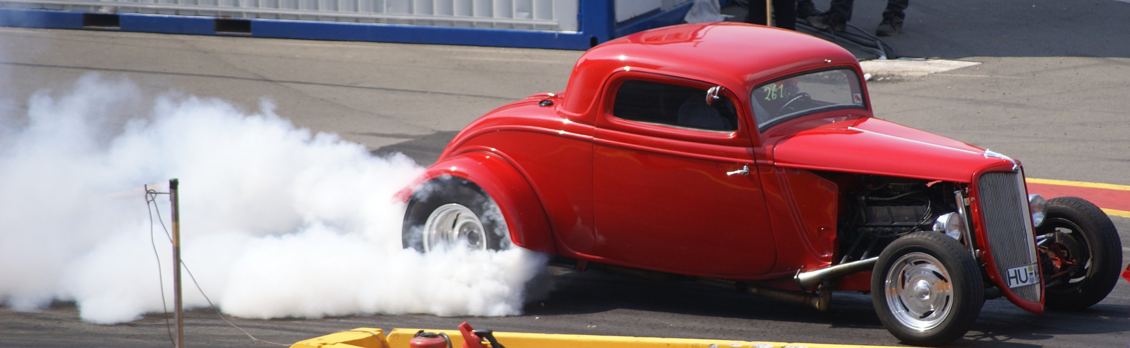 smokin´ tires