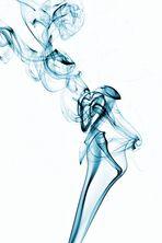 Smoking Alien