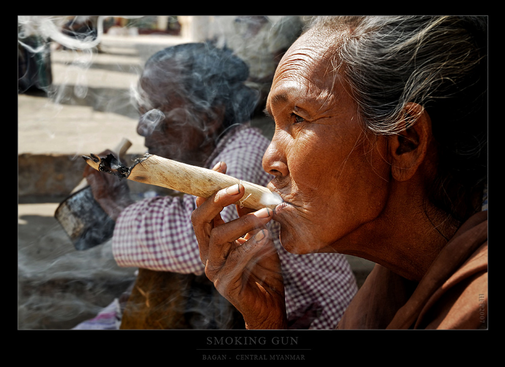 Smoking Gun...