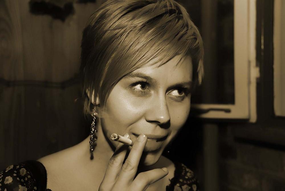 Smoking harms you and all around you...